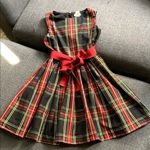 Crewcuts Plaid Dress